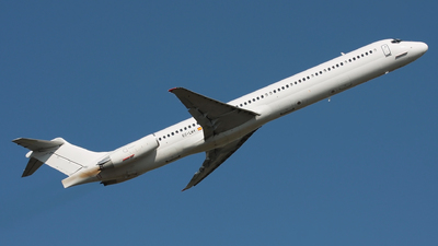 EC-LMY - McDonnell Douglas MD-83 - IMD Airways