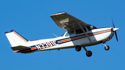 N3391E - Cessna 172N Skyhawk - Ocala Aviation Services