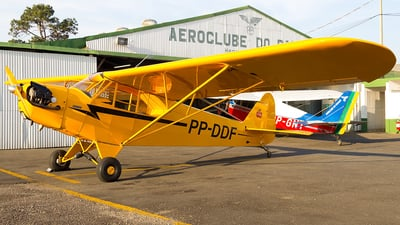 PP-DDF - Piper J-3C-65 Cub - Private