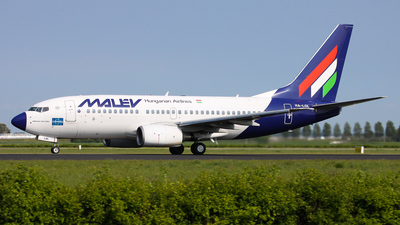 HA-LOL - Boeing 737-7Q8 - Malév Hungarian Airlines