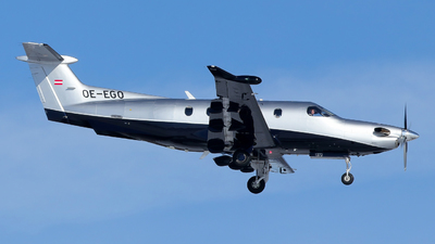 OE-EGO - Pilatus PC-12/47E - Airlink
