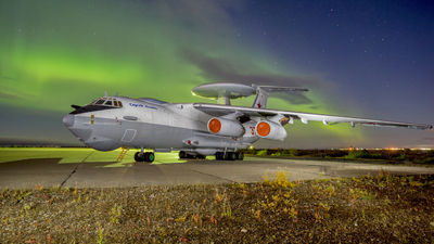 RF-93966 - Beriev A-50U Mainstay - Russia - Air Force