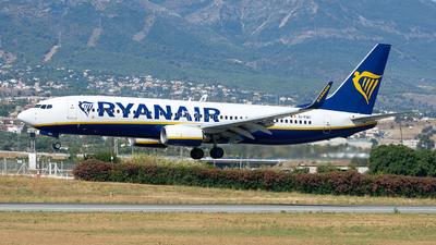 EI-EBC - Boeing 737-8AS - Ryanair