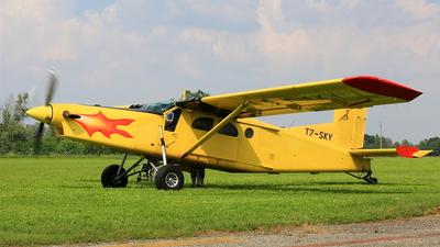 T7-SKY - Pilatus PC-6/B2-H4 Turbo Porter - Private