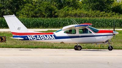N548MM - Cessna 177RG Cardinal RG II - Private