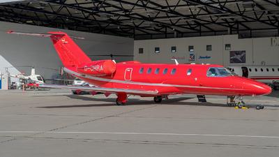 D-CHRA - Cessna 525C CitationJet 4 - E-Aviation
