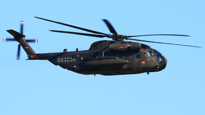 84-30 - Sikorsky CH-53GS - Germany - Air Force