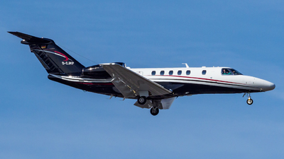 D-CJKP - Cessna 525 Citation CJ4 - Private