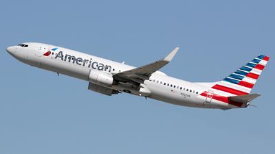 N922AN - Boeing 737-823 - American Airlines