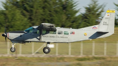 FAC5055 - Cessna 208 Caravan - Colombia - Air Force