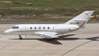 A picture of N520AW - Dassault Falcon 20 - [453] - © Bartolome Fernandez - Gran Canaria Spotters