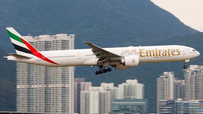 A6-ECI -  - Emirates
