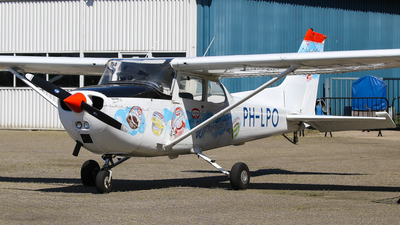 PH-LPO - Reims-Cessna F172M Skyhawk - Private