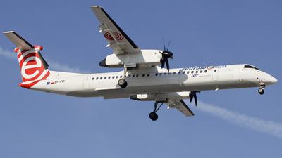 SP-EQI - Bombardier Dash 8-Q402 - LOT Polish Airlines