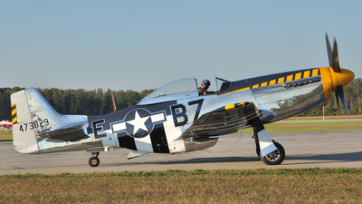 N51JB - North American P-51D Mustang - Private