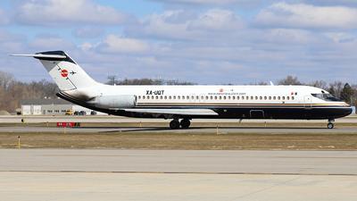 XA-UQT - McDonnell Douglas DC-9-32(F) - Aeronaves TSM