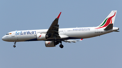4R-AND - Airbus A321-251N - SriLankan Airlines
