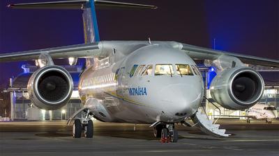 UR-UKR - Antonov An-148-100B - Ukraine - Government