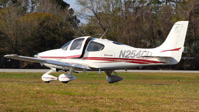 N254CD - Cirrus SR20 - Private