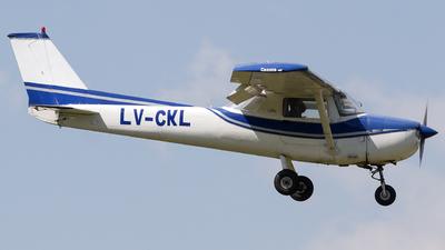 LV-CKL - Cessna 150L - Delta Plane