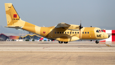 CN-AME - CASA CN-235M-100 - Morocco - Air Force