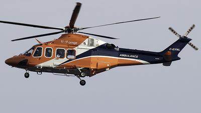 C-GYNL - Agusta-Westland AW-139 - Ornge