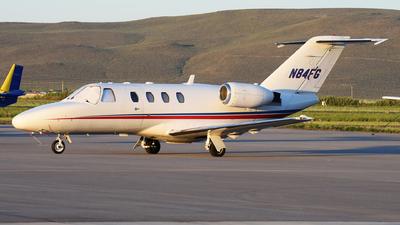 N84FG - Cessna 525 CitationJet 1 - Private