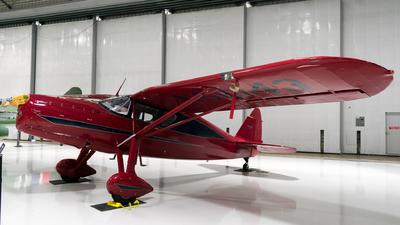 N66143 - Fairchild 24W-41A - Private