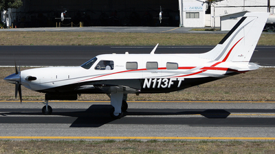 N113FT - Piper PA-46-500TP Malibu Meridian - Private