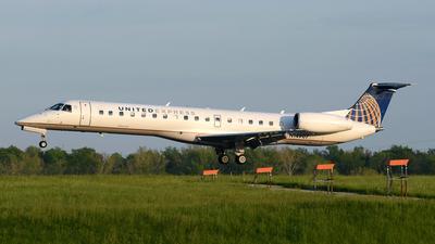 N14907 - Embraer ERJ-145LR - United Express (ExpressJet Airlines)