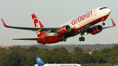 D-AHFA - Boeing 737-8K5 - Air Berlin