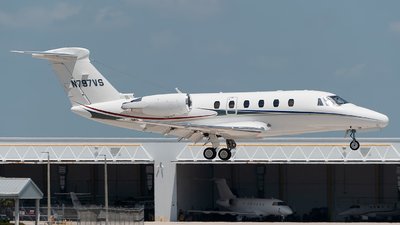 N797VS - Cessna 650 Citation III - Private