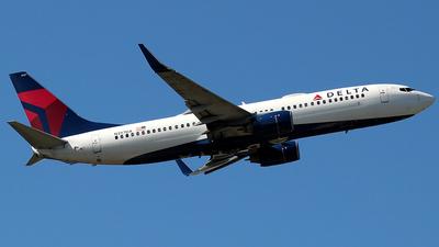 N397DA - Boeing 737-832 - Delta Air Lines