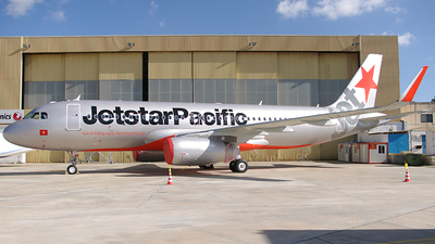 LZ-CMB - Airbus A320-232 - Jetstar Pacific Airlines