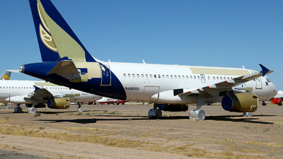 N4866U - Airbus A319-132 - Untitled