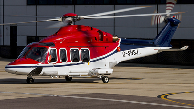 A picture of GSNSJ - AgustaWestland AW139 - CHC Helikopter Service - © Bradley Bygrave