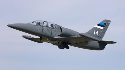 14 - Aero L-39C Albatros - Estonia - Air Force