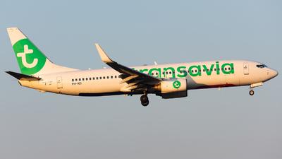 PH-HZI - Boeing 737-8K2 - Transavia Airlines