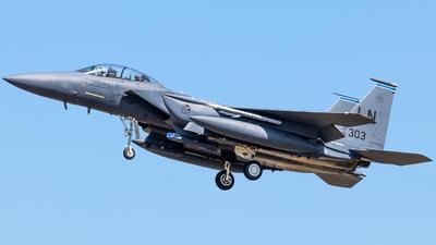 91-0303 - McDonnell Douglas F-15E Strike Eagle - United States - US Air Force (USAF)