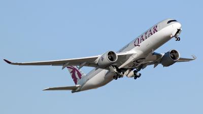 A7-AMG - Airbus A350-941 - Qatar Airways