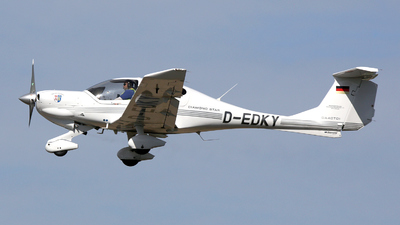 D-EDKY - Diamond DA-40D Diamond Star TDI - Private