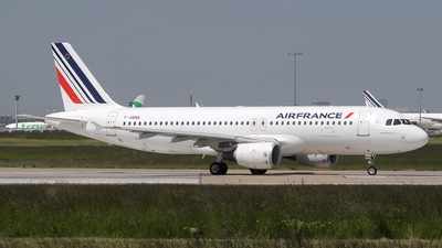 F-HBNB - Airbus A320-214 - Air France