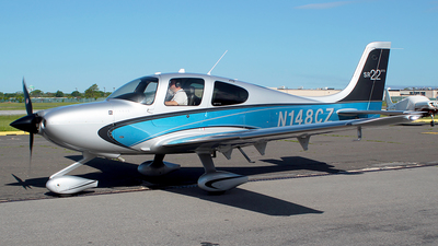 N148CZ - Cirrus SR22-GTS - Private