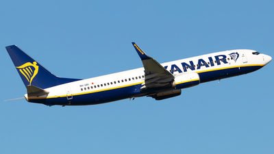 9H-QBI - Boeing 737-8AS - Malta Air (Ryanair)
