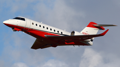 N281CC - Gulfstream G280 - Private