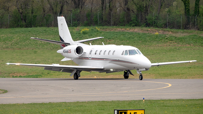 N566QS - Cessna 560XL Citation XLS - NetJets Aviation