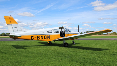 A picture of GBNOM - Piper PA28161 - [2816024] - © Jez-UK
