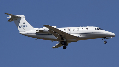 N47AN - Cessna 650 Citation III - Private