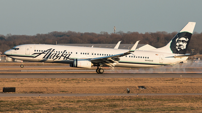 N440AS - Boeing 737-990ER - Alaska Airlines