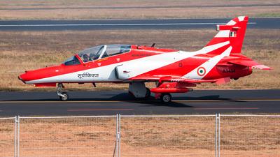 A3484 - British Aerospace Hawk Mk.132 - India - Air Force